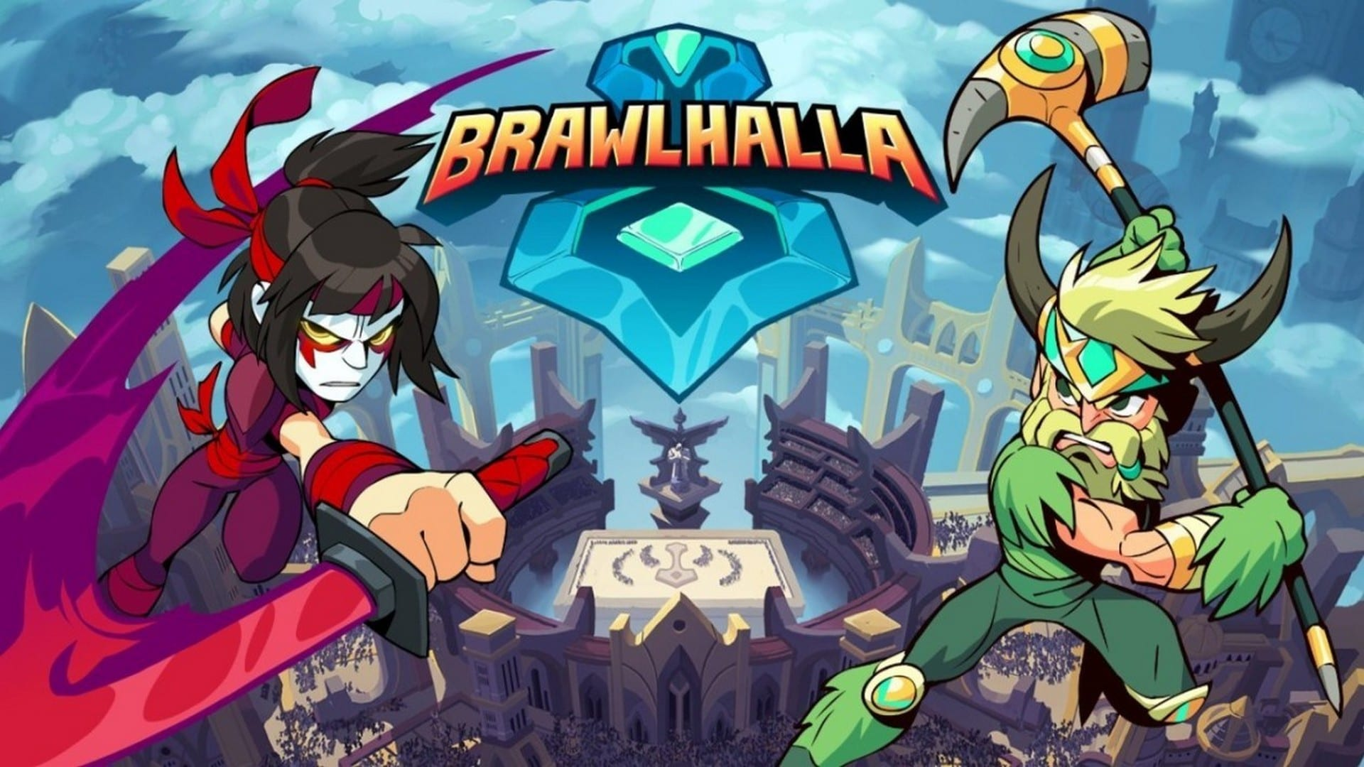Free-To-Play BRAWLHALLA Coming To Mobile On August 6
