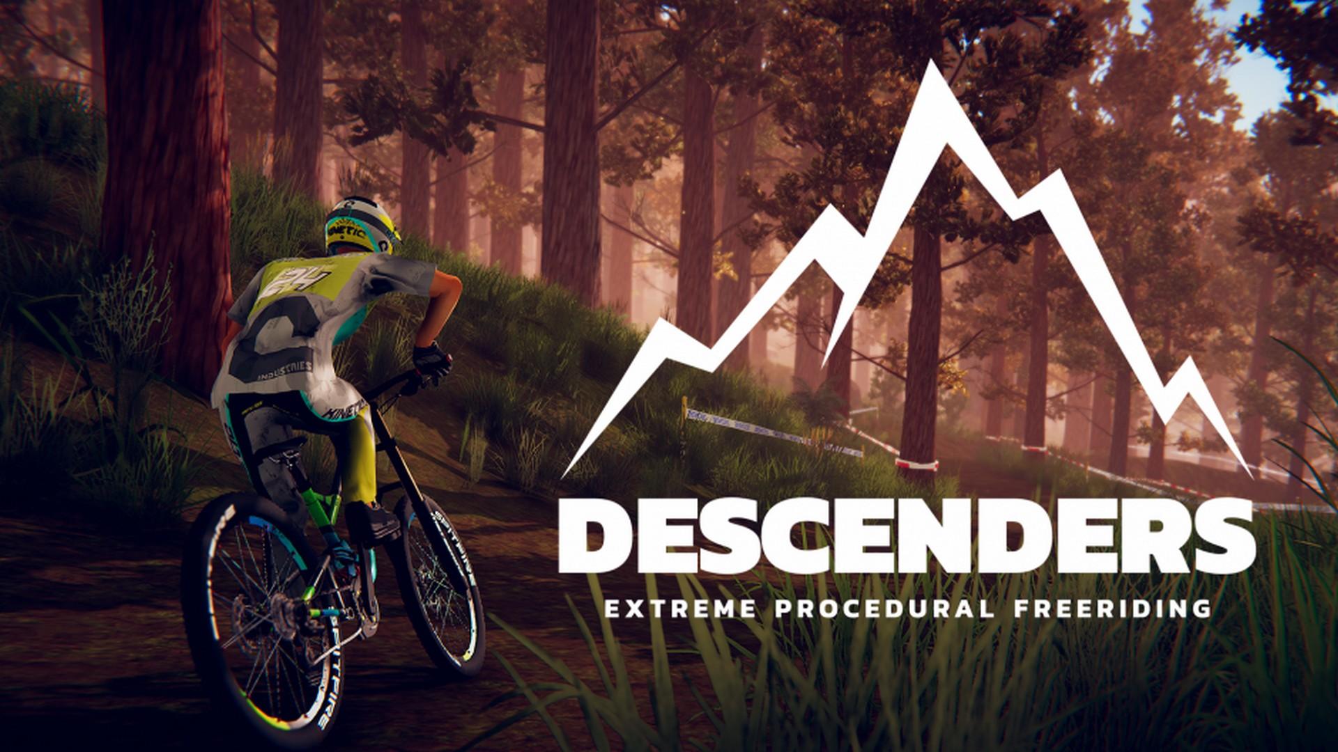 Descenders – Riding Onto Nintendo Switch 6th November