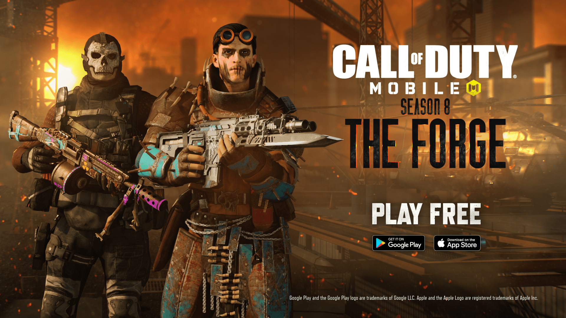 Call of Duty: Mobile Season 8: The Forge Now Live
