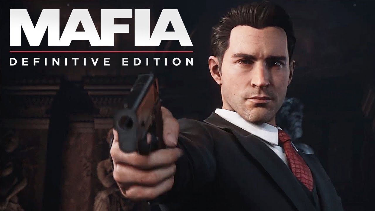 2K and Hangar 13 Release Extended Gameplay Reveal Trailer For Mafia: Definitive Edition
