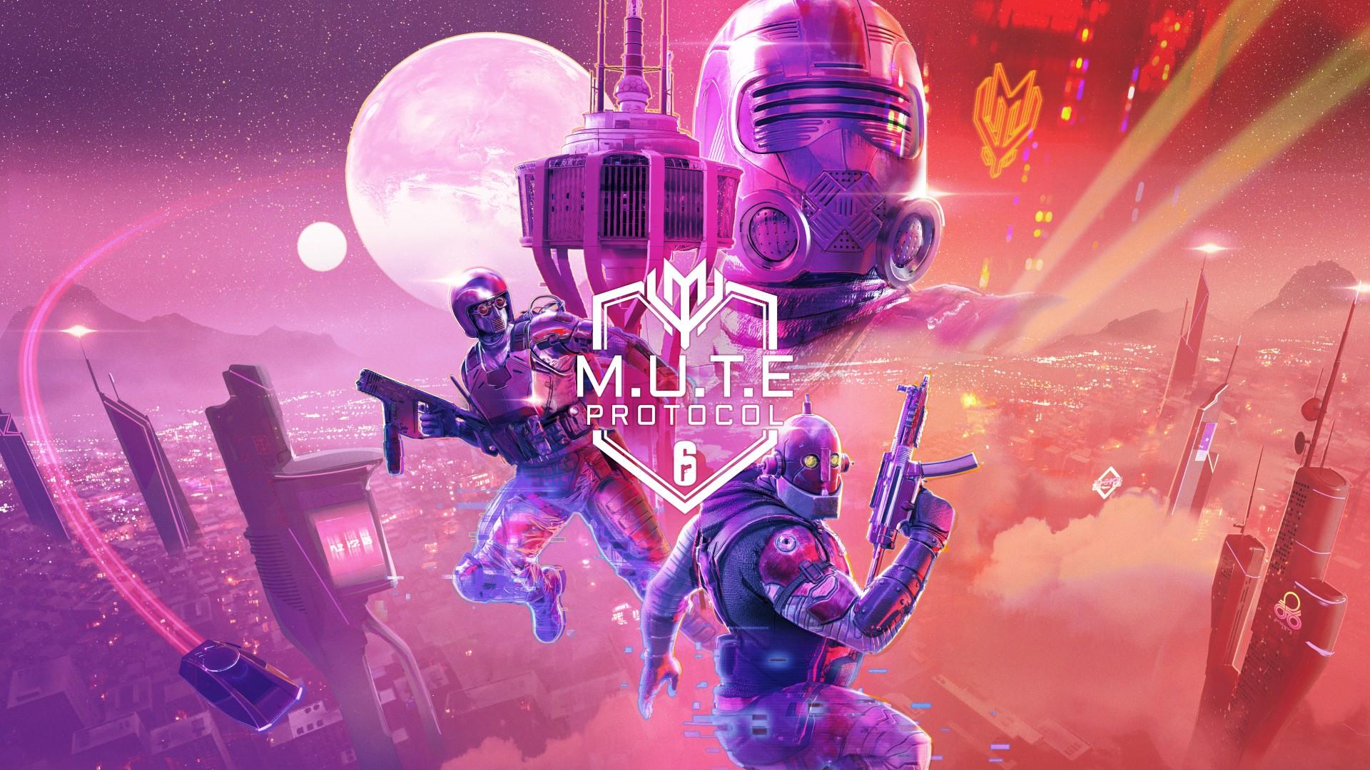 Tom Clancy's Rainbow Six Siege Announces Limited Time Event: M.U.T.E. PROTOCOL