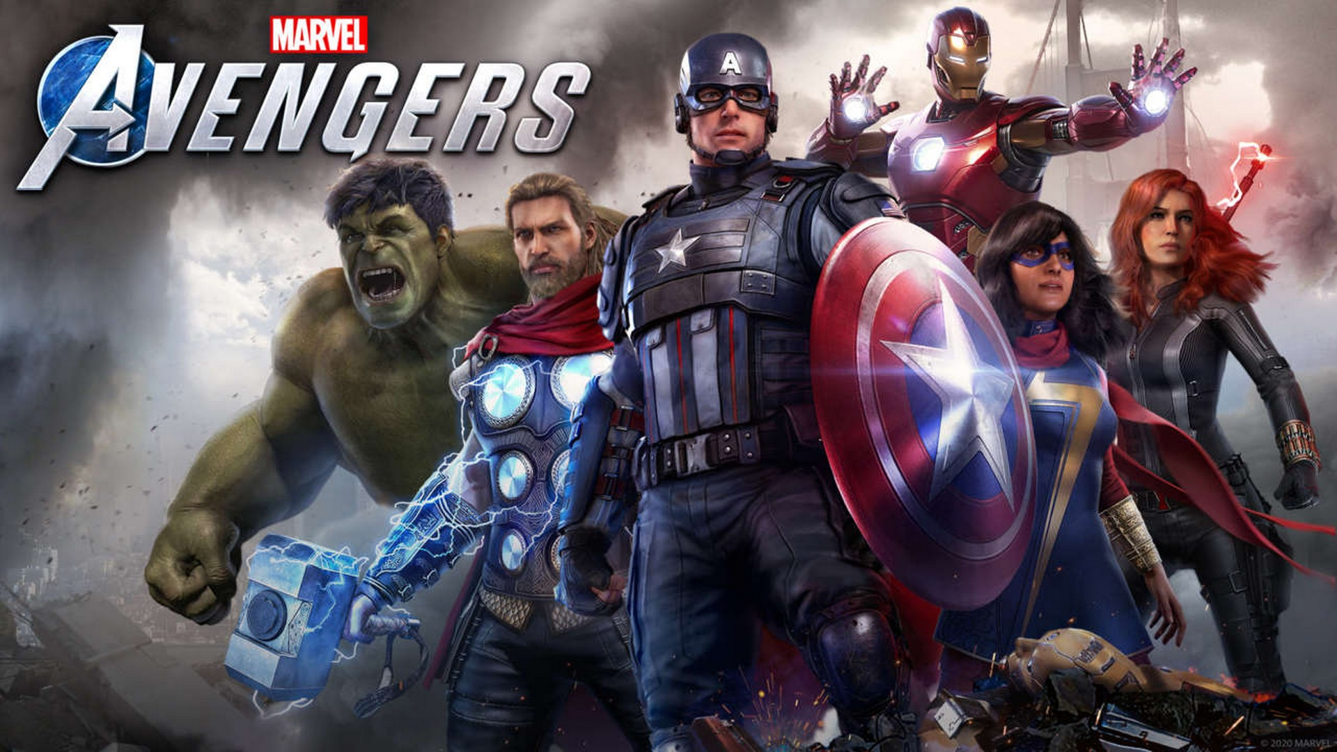Play For Free As Earth's Mightiest Heroes This Weekend In The Marvel's Avengers Open BETA