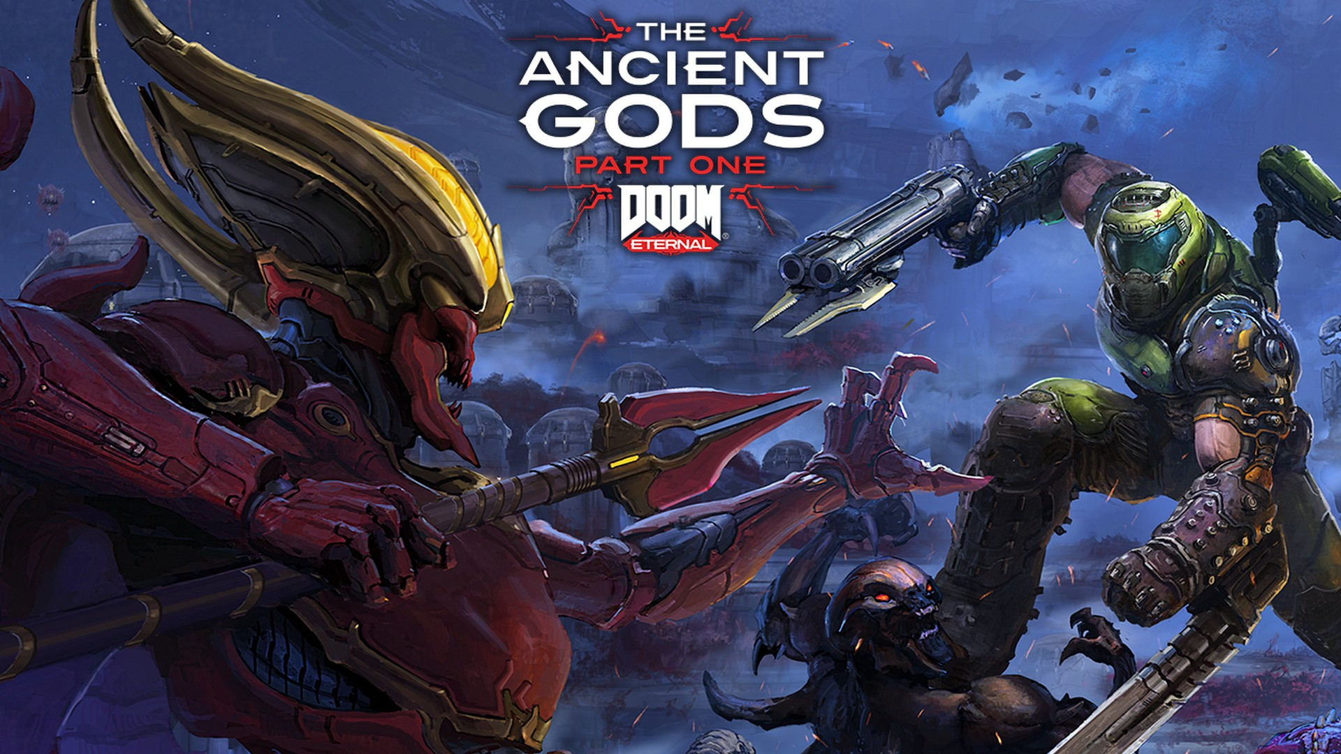 DOOM Eternal: The Ancient Gods – Part One Available Now