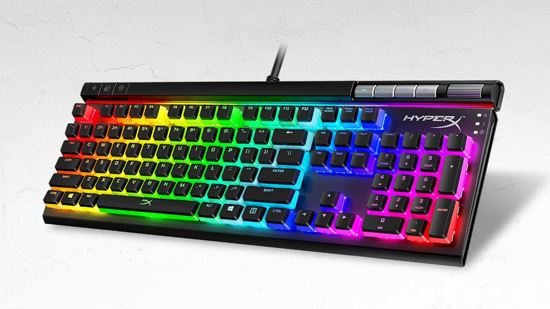 HyperX Expands Alloy Keyboard Lineup With Alloy Elite 2 Mechanical Gaming Keyboard