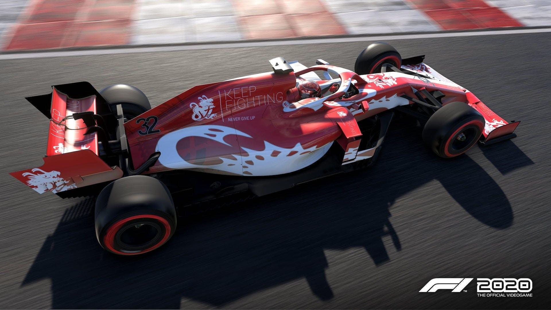 F1 2020 Supports Keep Fighting Foundation In Honour Of Michael Schumacher