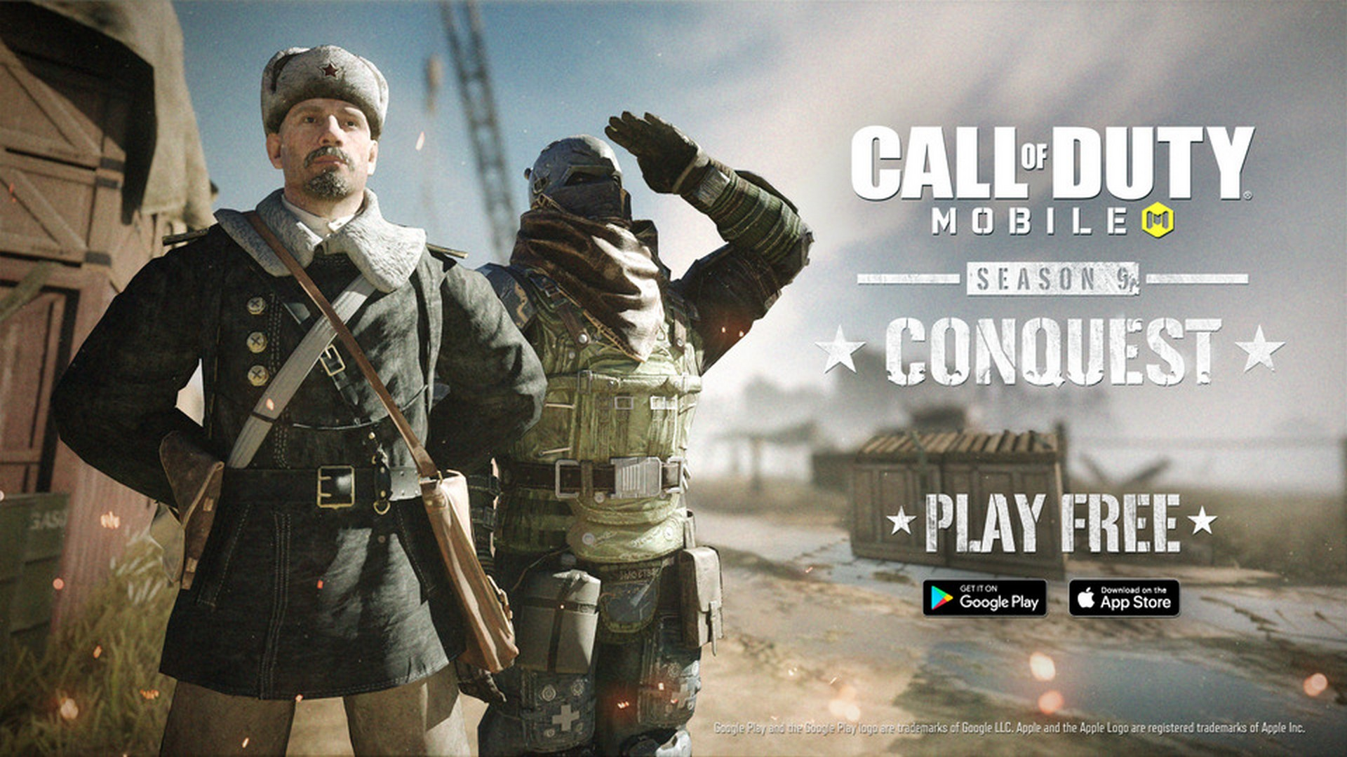 Call of Duty: Mobile Season 9: Conquest Goes Live – Introduces Gunsmith