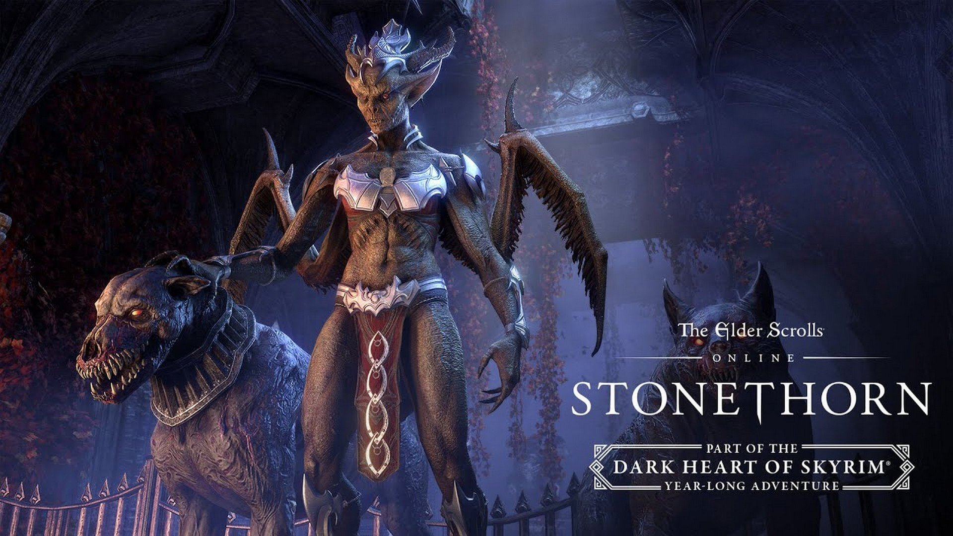 Eso S The Dark Heart Of Skyrim Continues With New Dungeons More On Pc Stadia And Mac Mkau Gaming