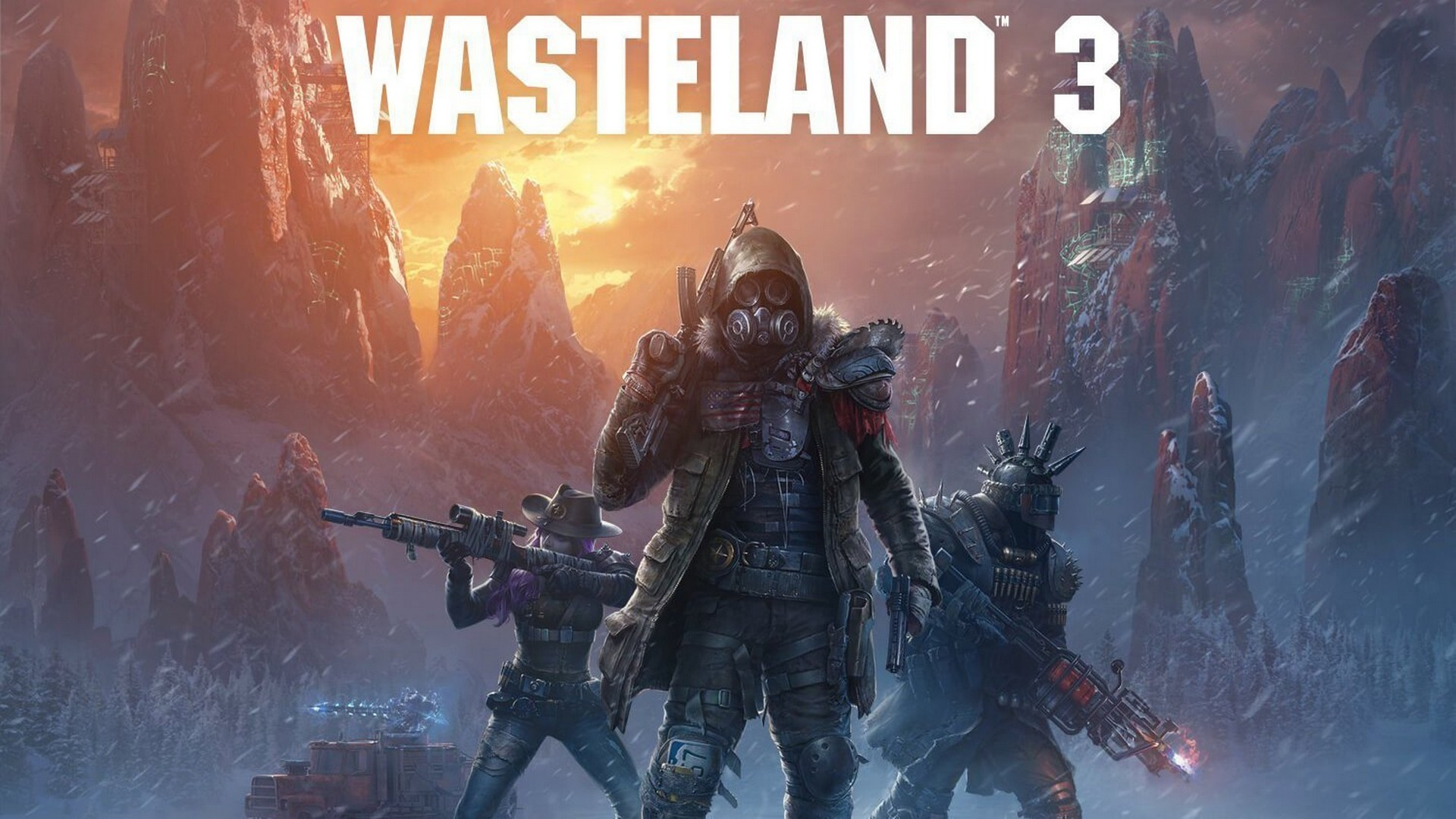 Wasteland 3 – Out Now