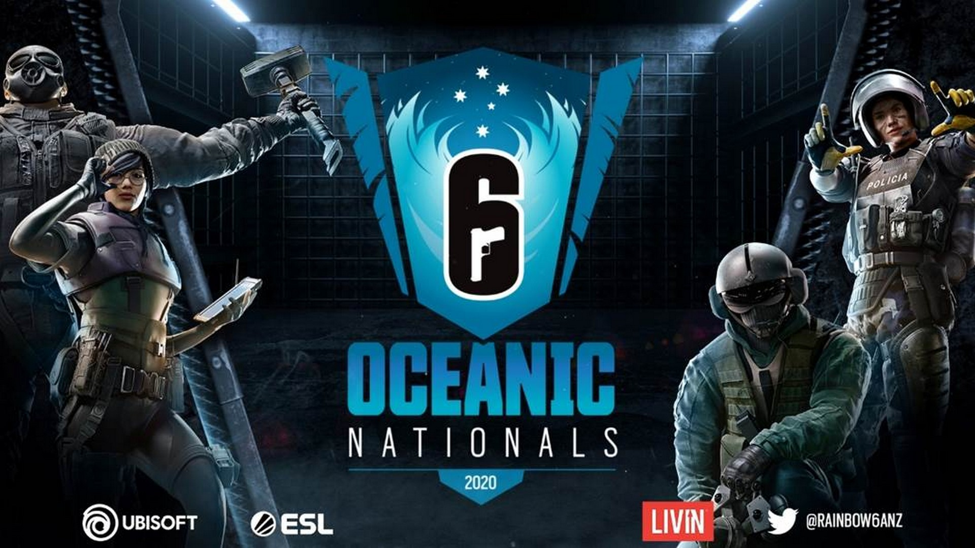 Rainbow Six Siege Oceanic Nationals Kick Off September 16th