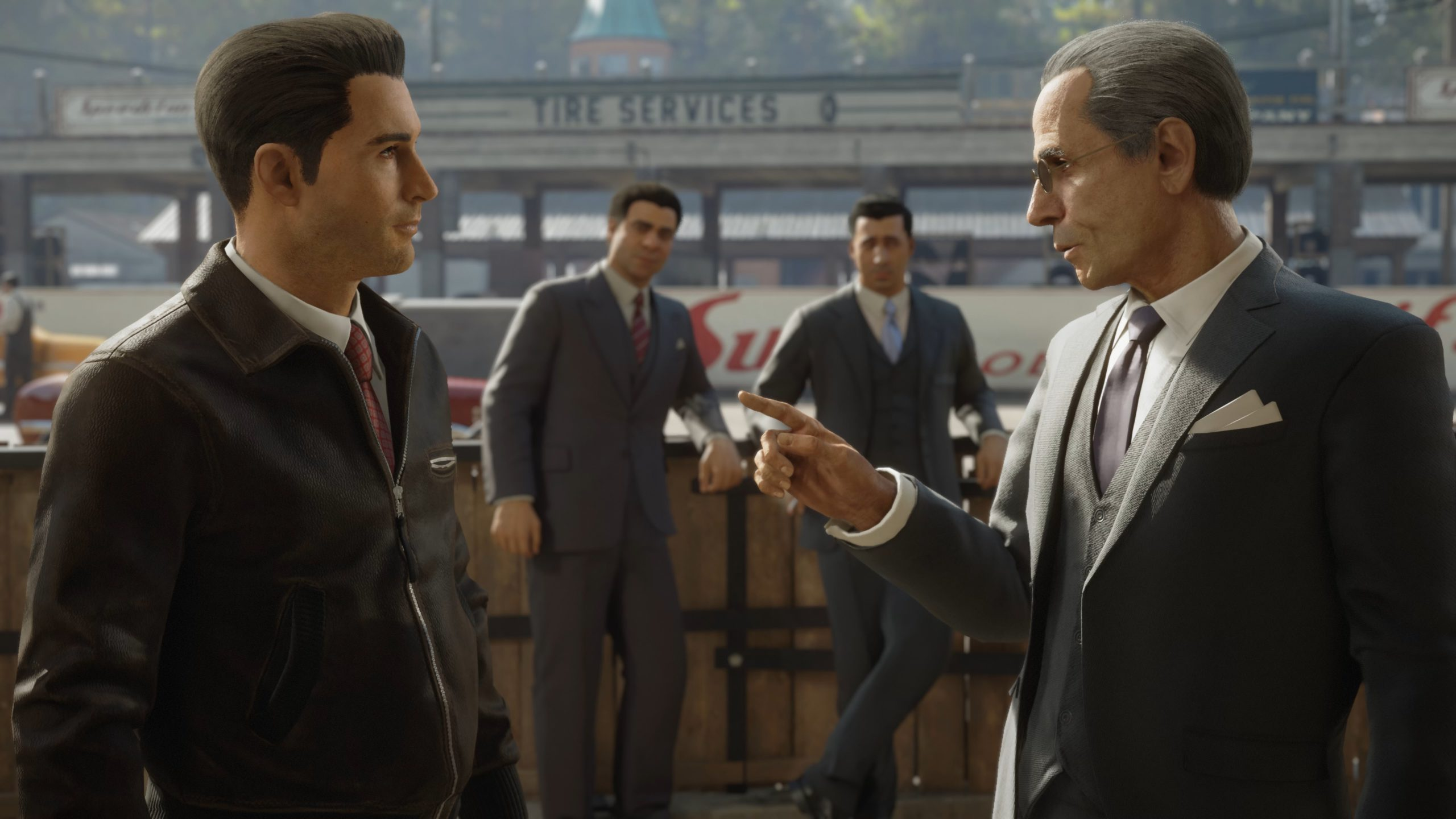 New Mafia: Definitive Edition Narrative Trailer Debuts During Opening Night Live