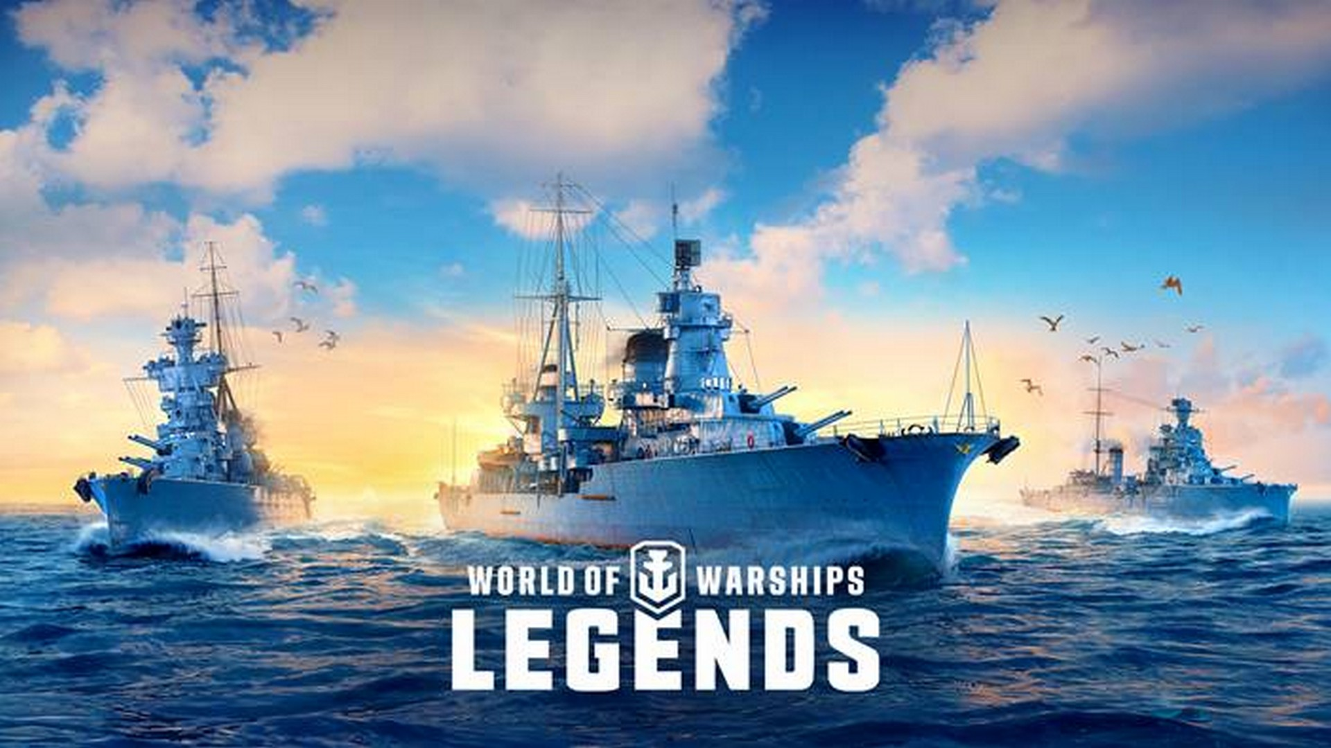 The Italian Navy Arrives in World of Warships: Legends