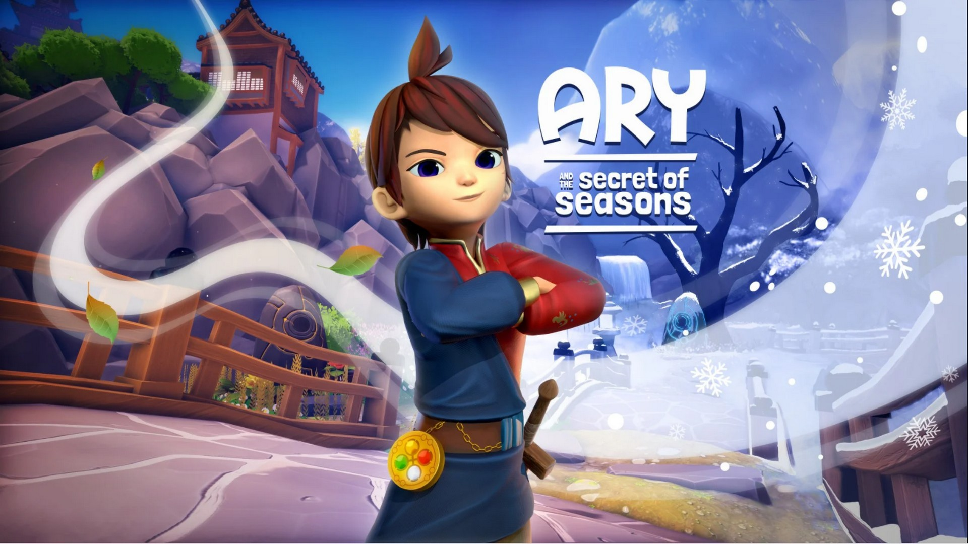 Ary And The Secret Of Seasons is Out Now