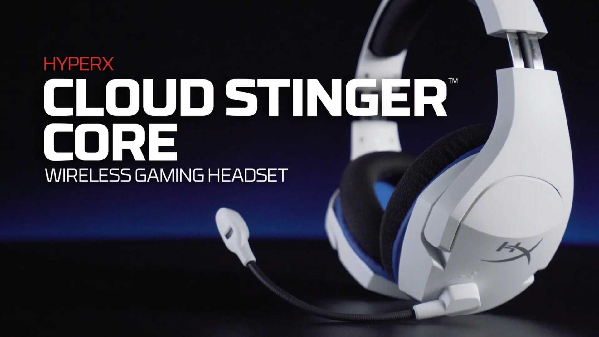 HyperX Releases Cloud Stinger Core Wireless Gaming Headset in Australia
