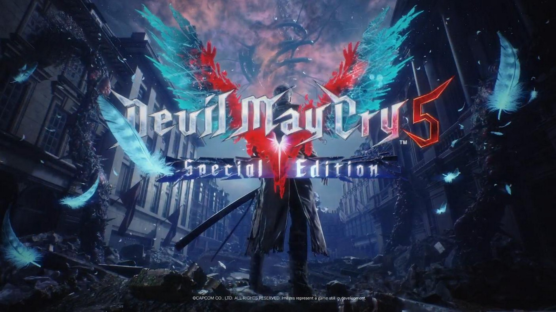 Devil May Cry 5 Special Edition Brings All-New Features & Playable Vergil To Next-Gen Consoles