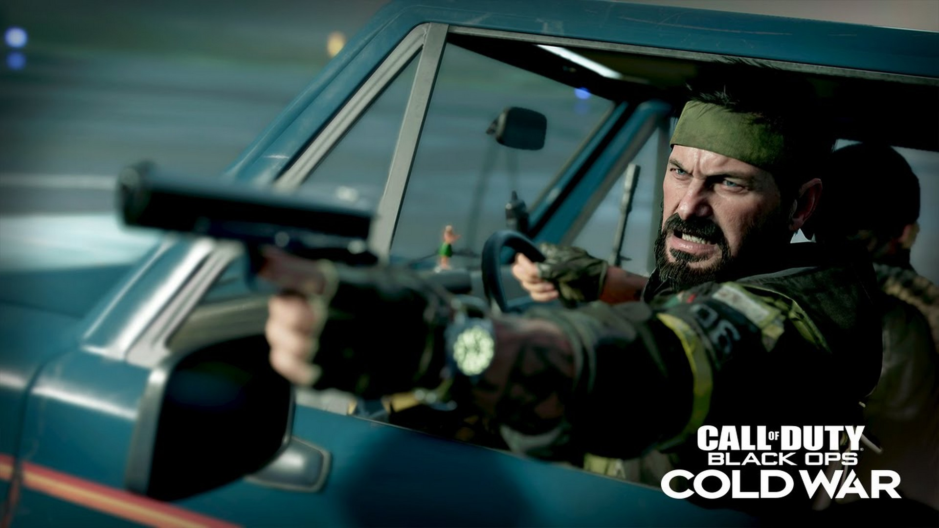 """Call of Duty: Black Ops Cold War """"Nowhere Left to Run"""" Teaser Trailer"""