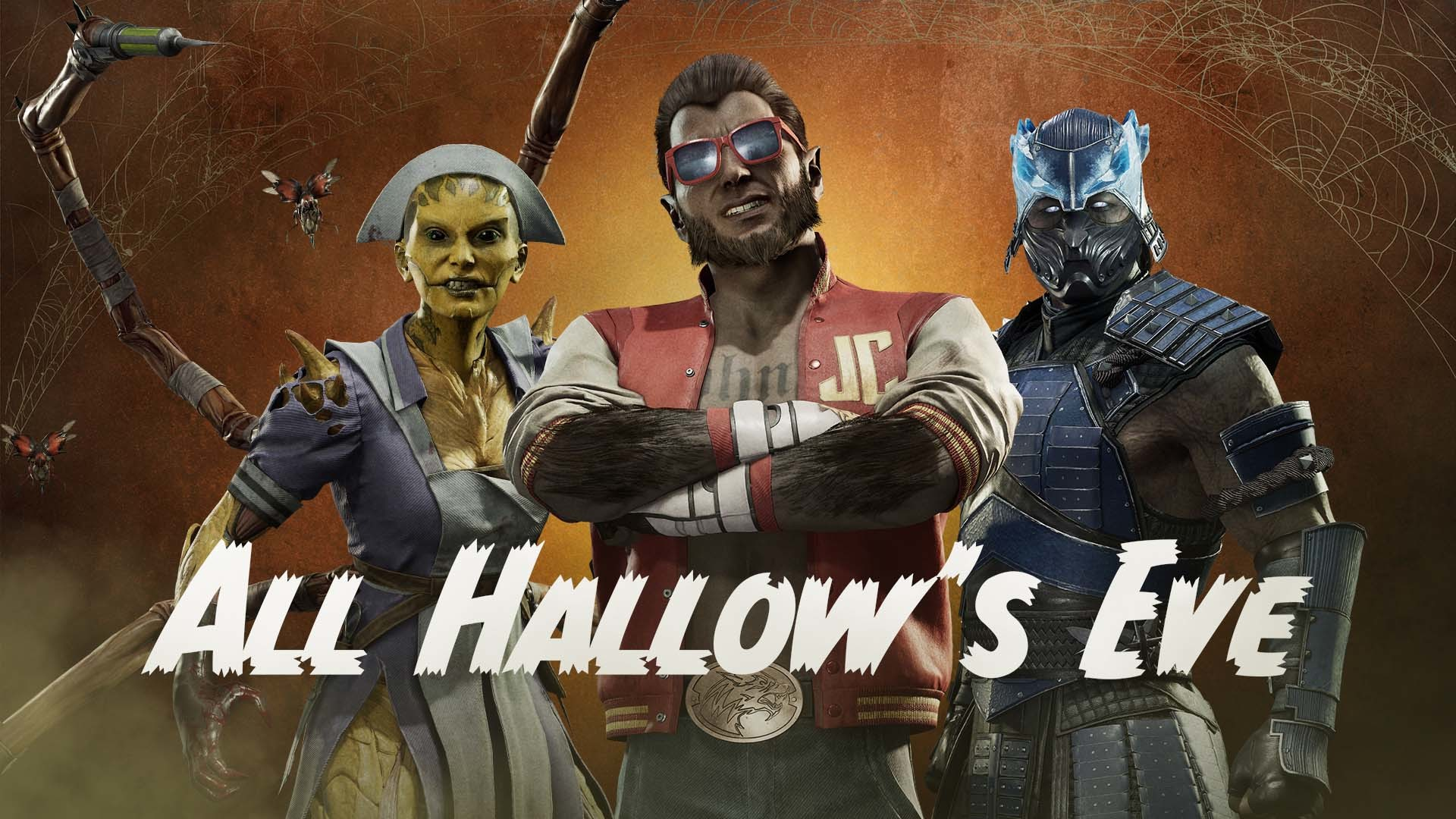 New All Hallows' Eve Character Skin Pack Available Now As Part Of Mortal Kombat 11: Aftermath Expansion