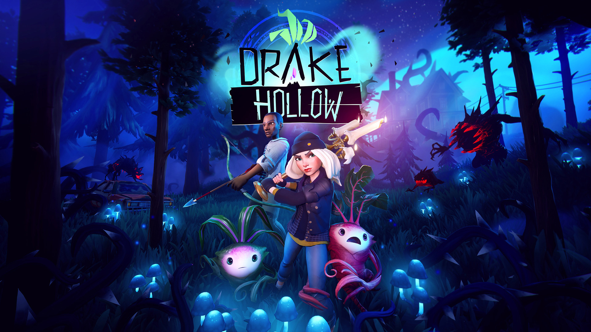 Drake Hollow Available Today For PC