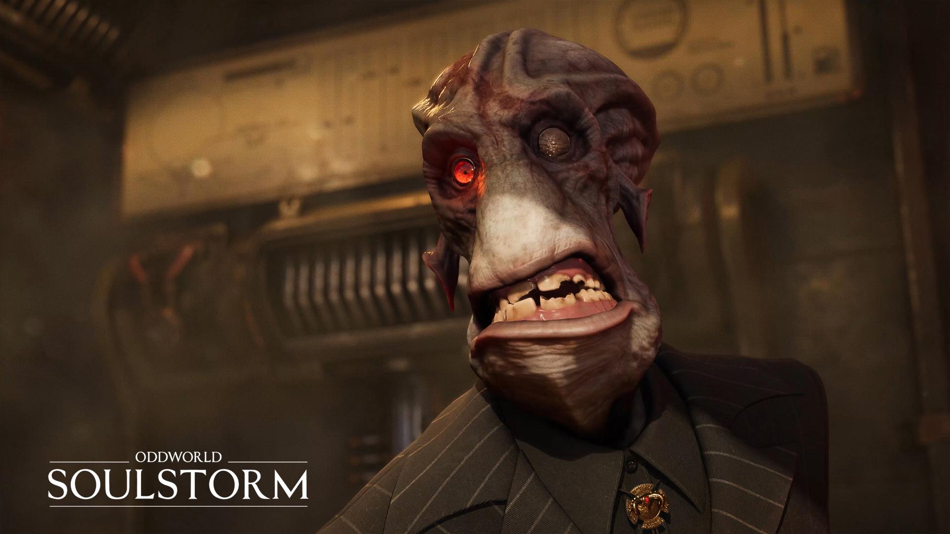 Oddworld: Soulstorm – Bigger Badder Bolder Odder Due To The Power Of Playstation 5