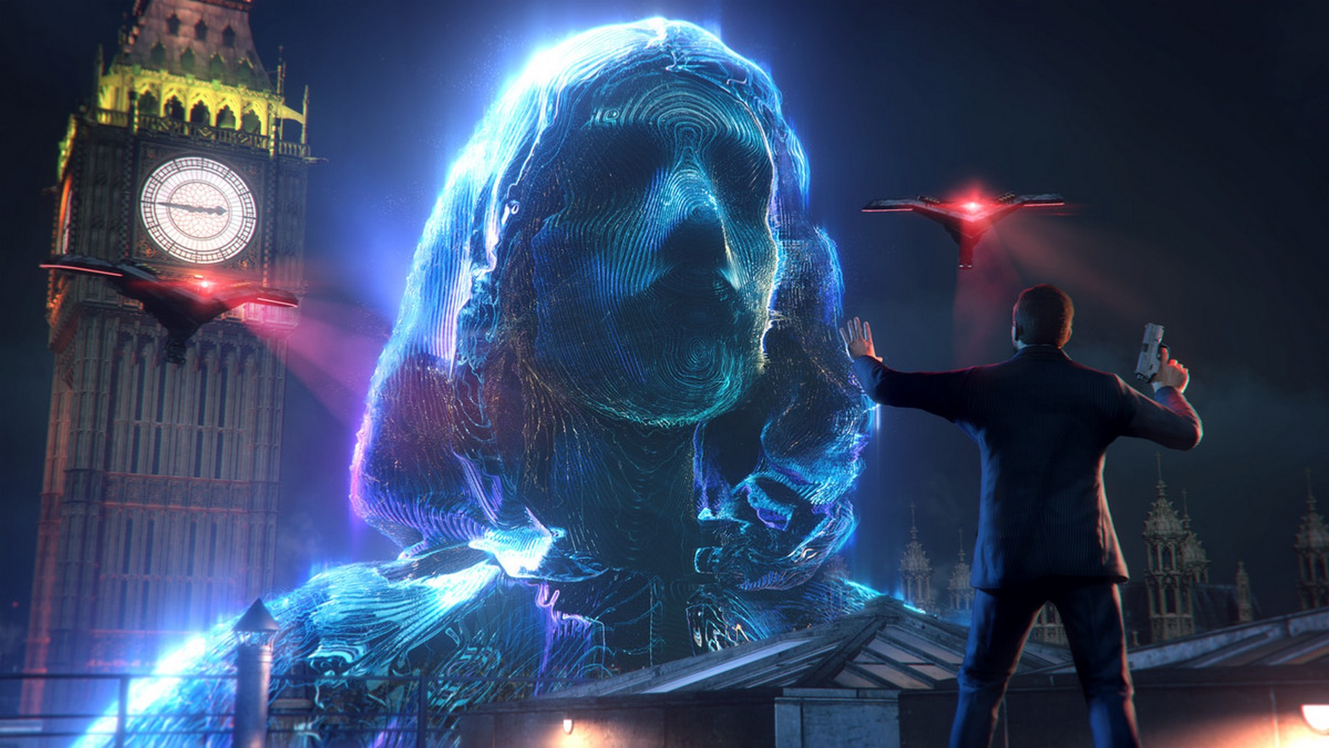 Watch Dogs: Legion Releases New Story Trailer And Unveils Post-Launch Content