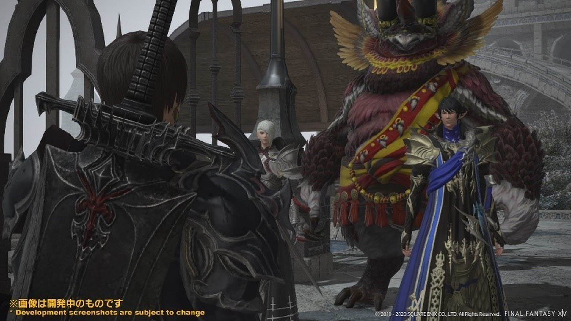 First details for Final Fantasy XIV Online patch 5.4 revealed