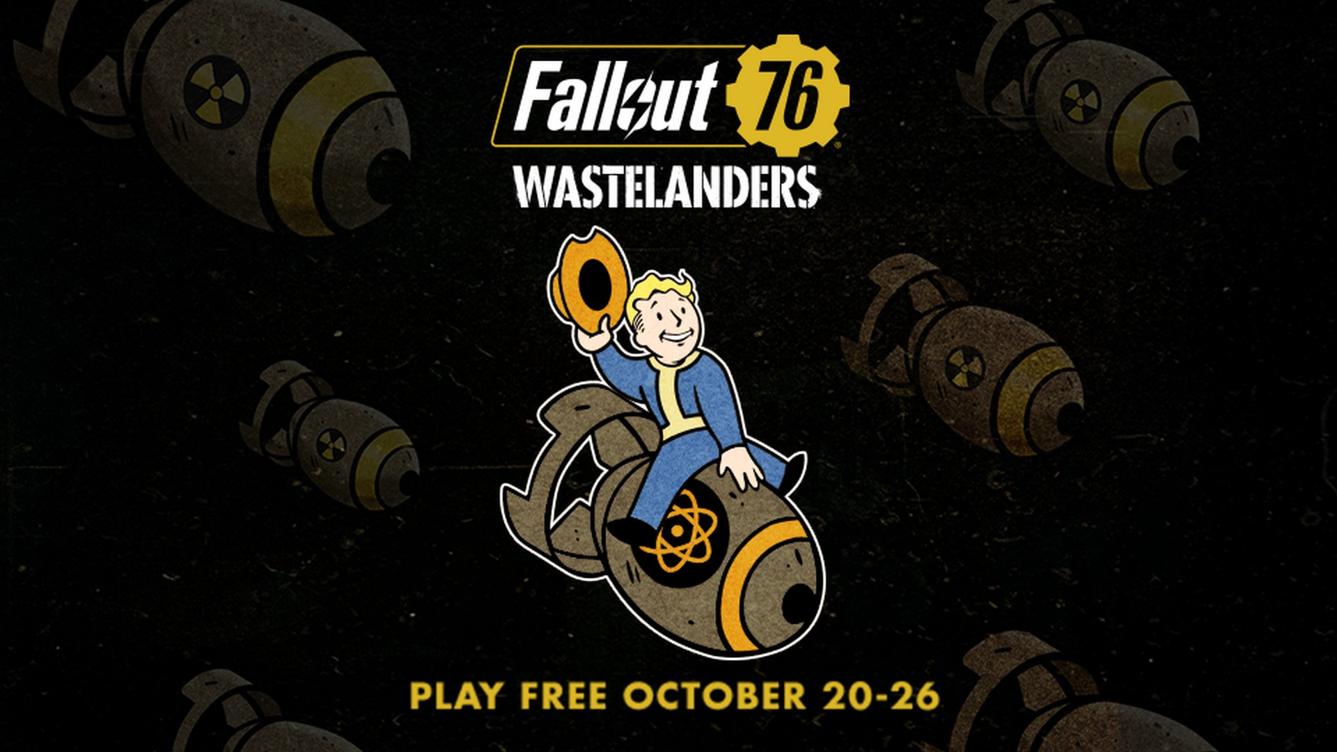 Fallout 76 – Free Play Week, In-Game Events, Fallout 1st Preview & More Begin Now