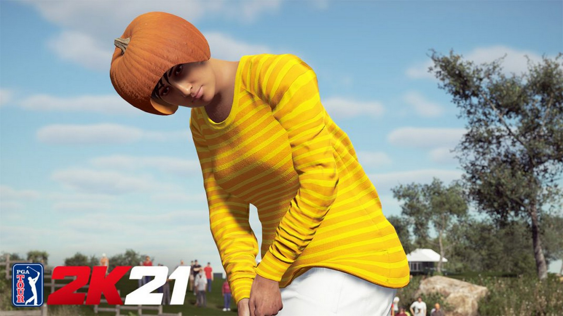 PGA TOUR 2K21 Adds Halloween-Themed Drip To MyPLAYER Gear