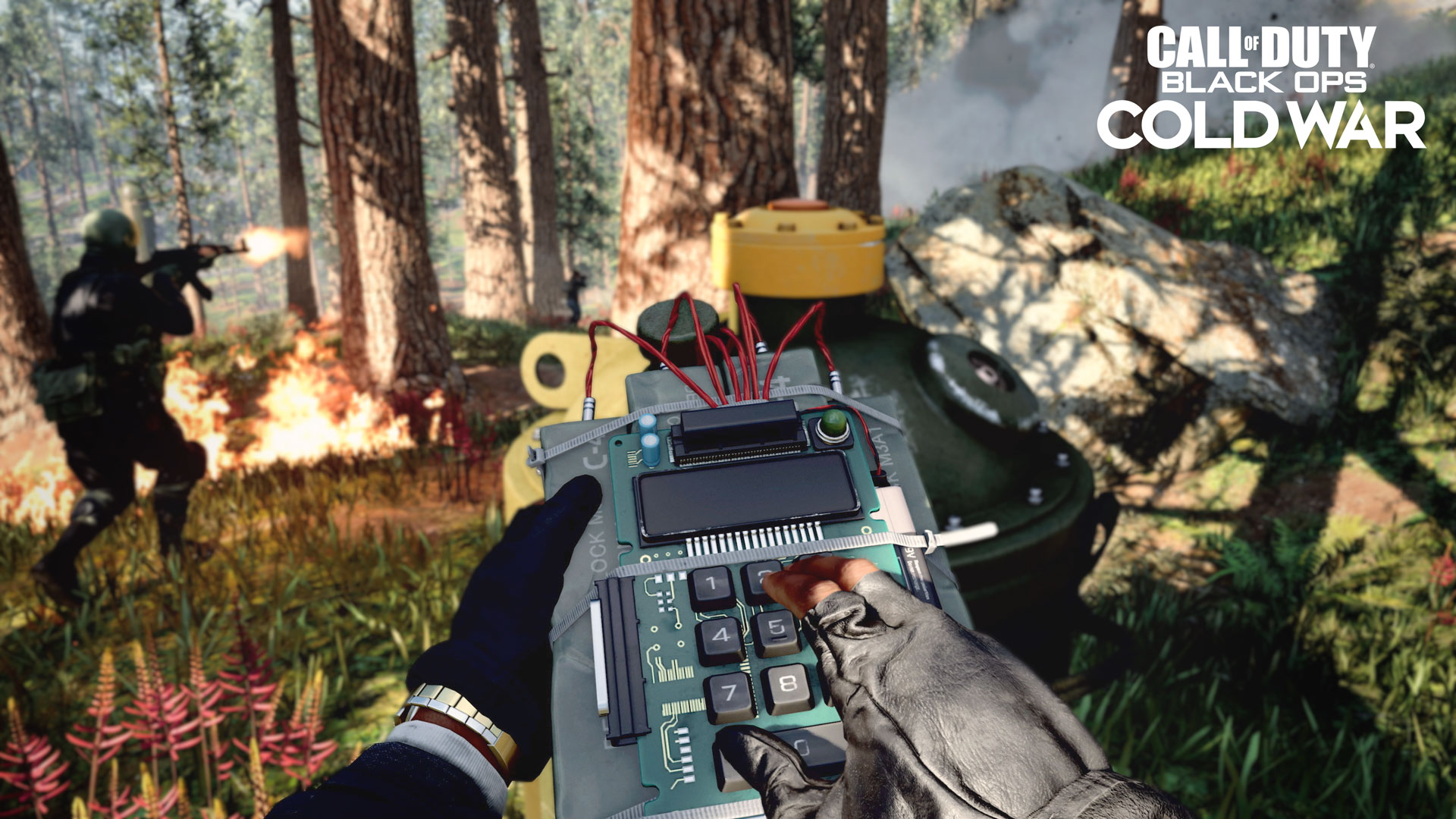 Call of Duty: Black Ops Cold War – Set It Off With The Crossplay Beta & Fireteam: Dirty Bomb