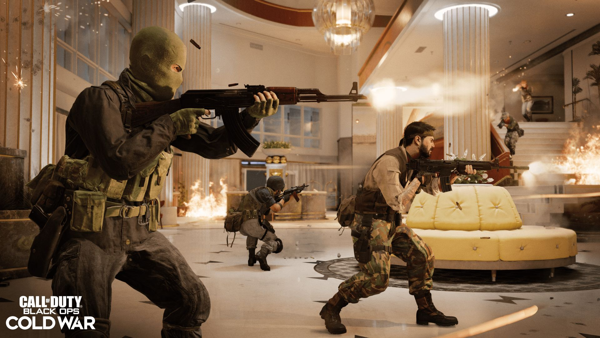 Call of Duty: Black Ops Cold War – Beta Trailer and Details