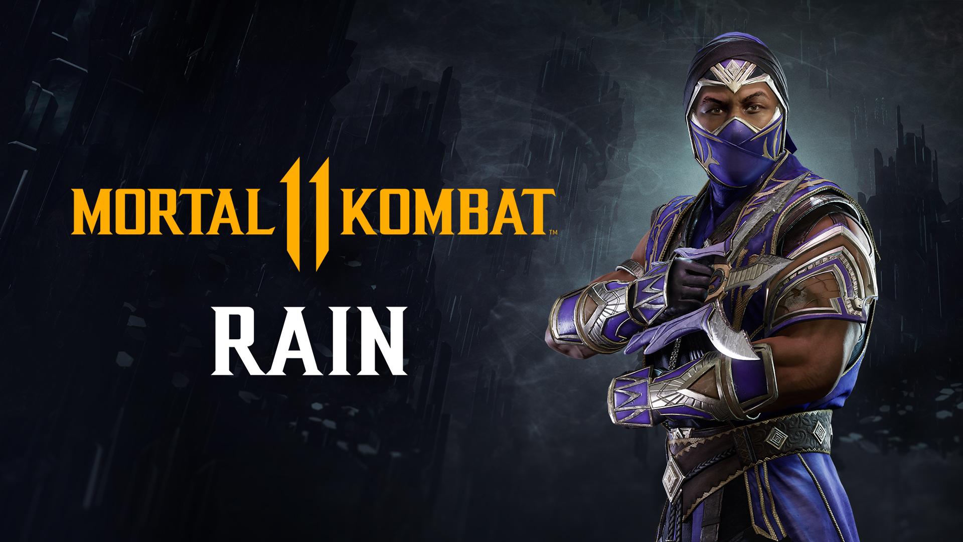 New Mortal Kombat 11 Ultimate Gameplay Trailer Showcases The Return Of The Divine Demigod – Rain