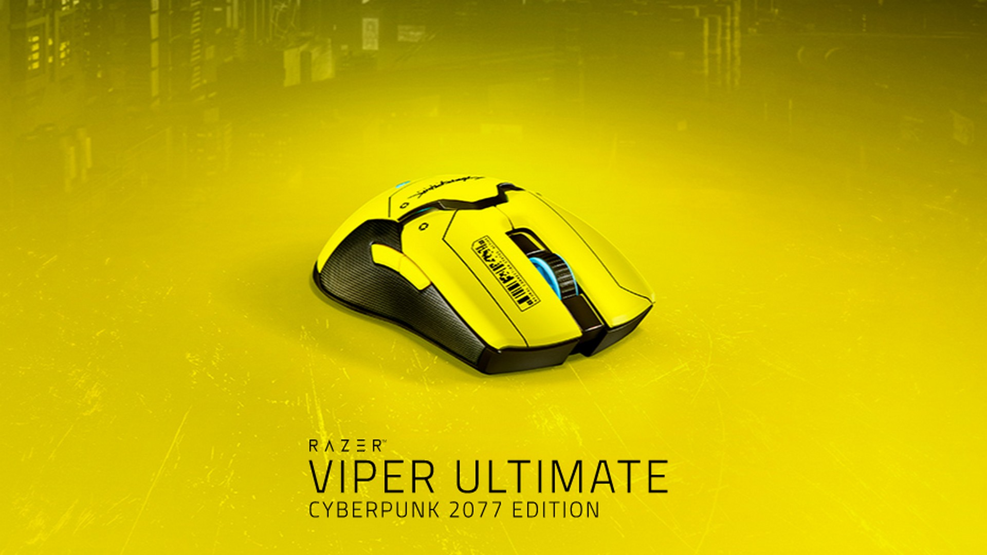 Seize The Day In Night City, With The Razer Viper Ultimate Cyberpunk 2077 Edition