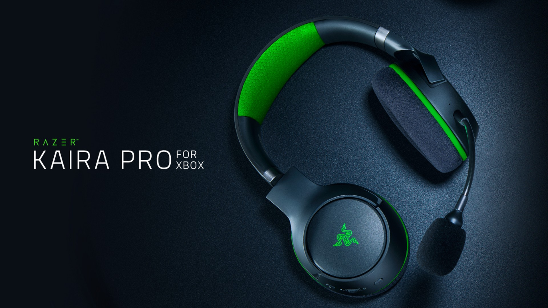 Razer Announces The Kaira Pro – The Ultimate Xbox & Cloud Gaming Headset