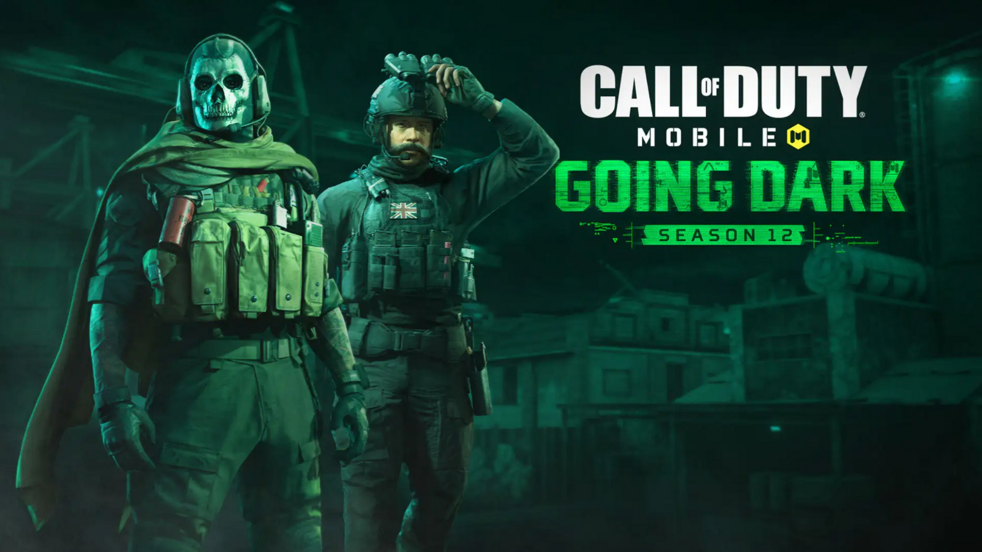 Call of Duty: Mobile Season 12: Going Dark – Now Live