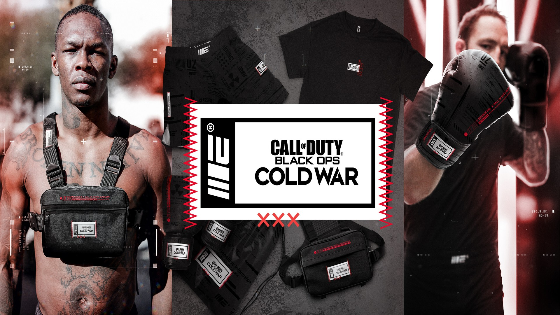 Call of Duty and Engage Launch Exclusive Fightwear Capsule Collection