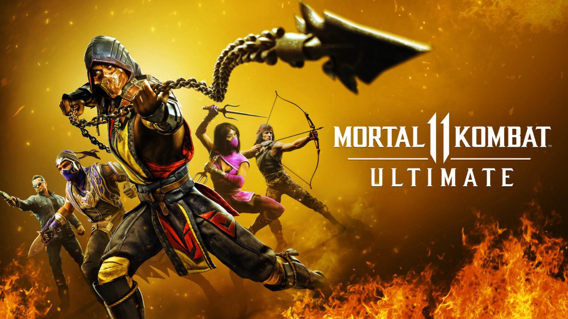 Warner Bros Games Launches Mortal Kombat 11 Ultimate