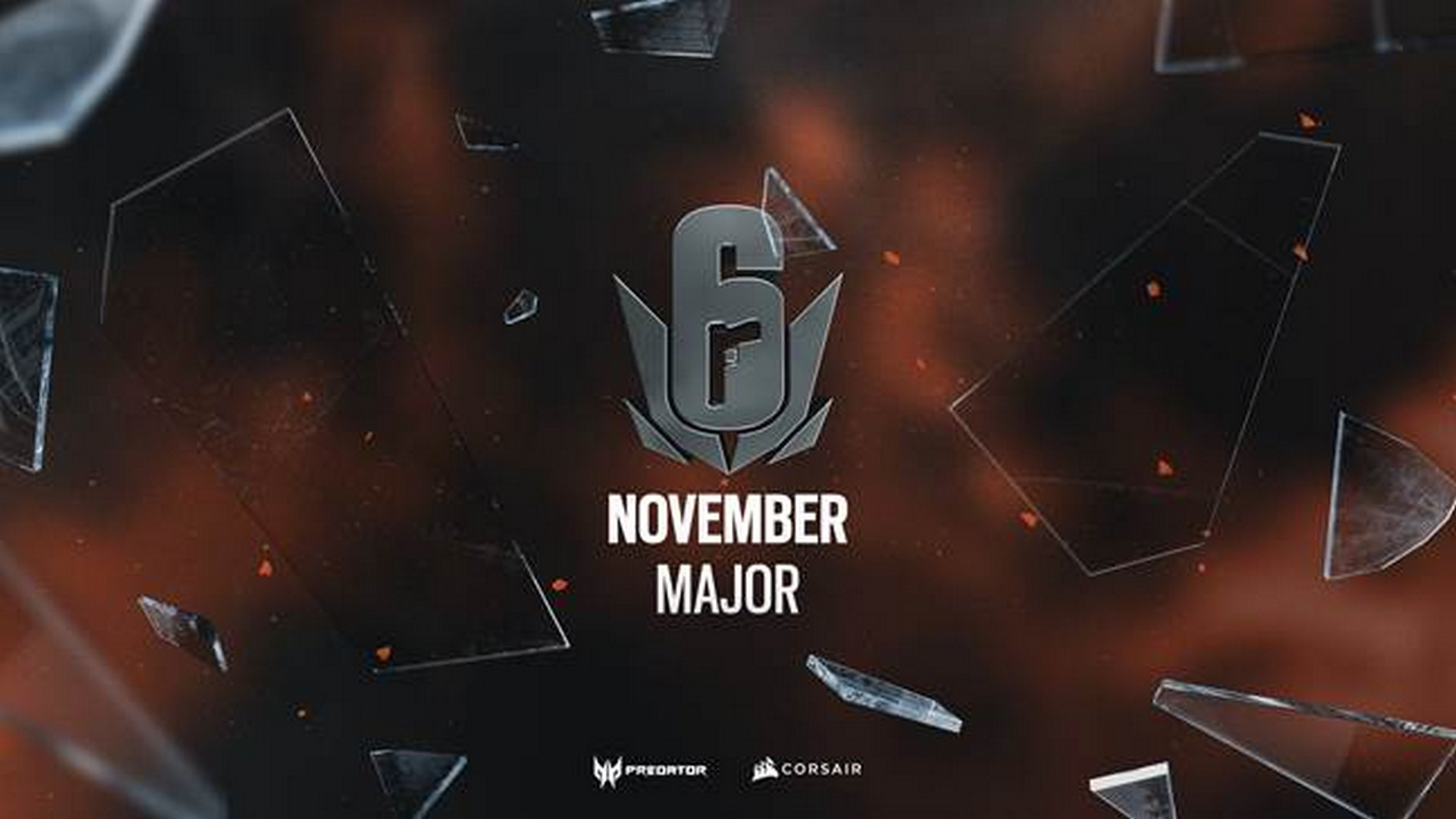 Tune In November 24 For Six Days Of Tom Clancy's Rainbow Six Asia-Pacific November Six Major Action