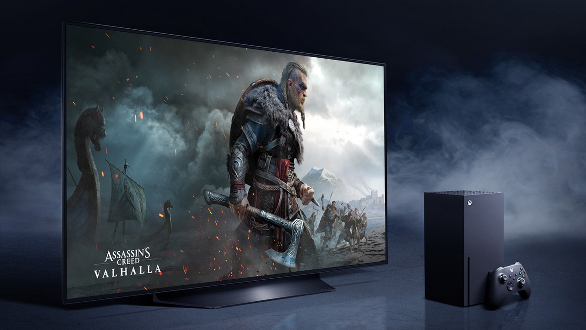 LG OLED TV & Xbox Series X Unleash Next-Gen Console Gaming Power