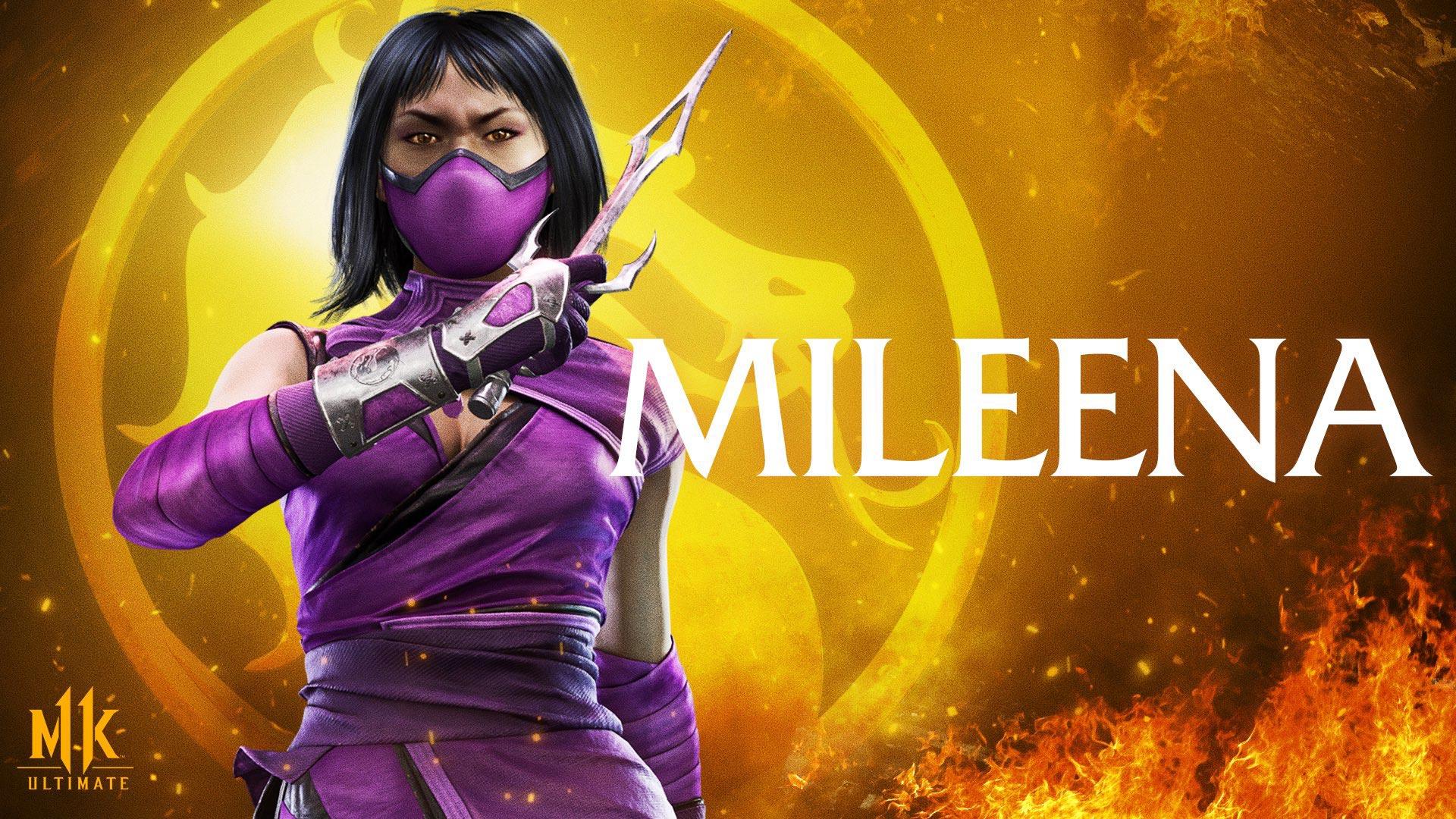"New Mortal Kombat 11 Ultimate Gameplay Trailer Showcases The Return of Fan-Favourite Fighter ""Mileena"""
