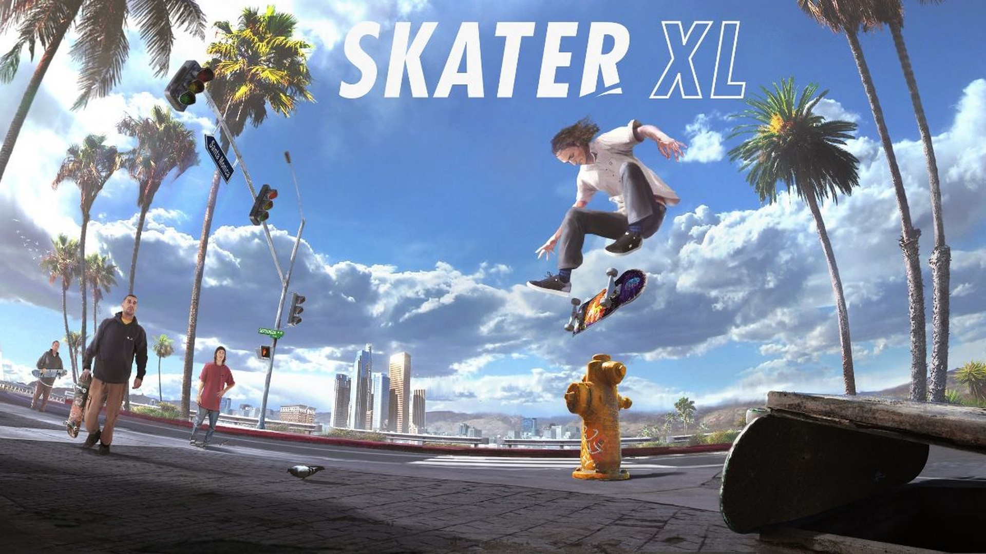 Skater XL – Fermenter Plaza Map & New Gear Now Available