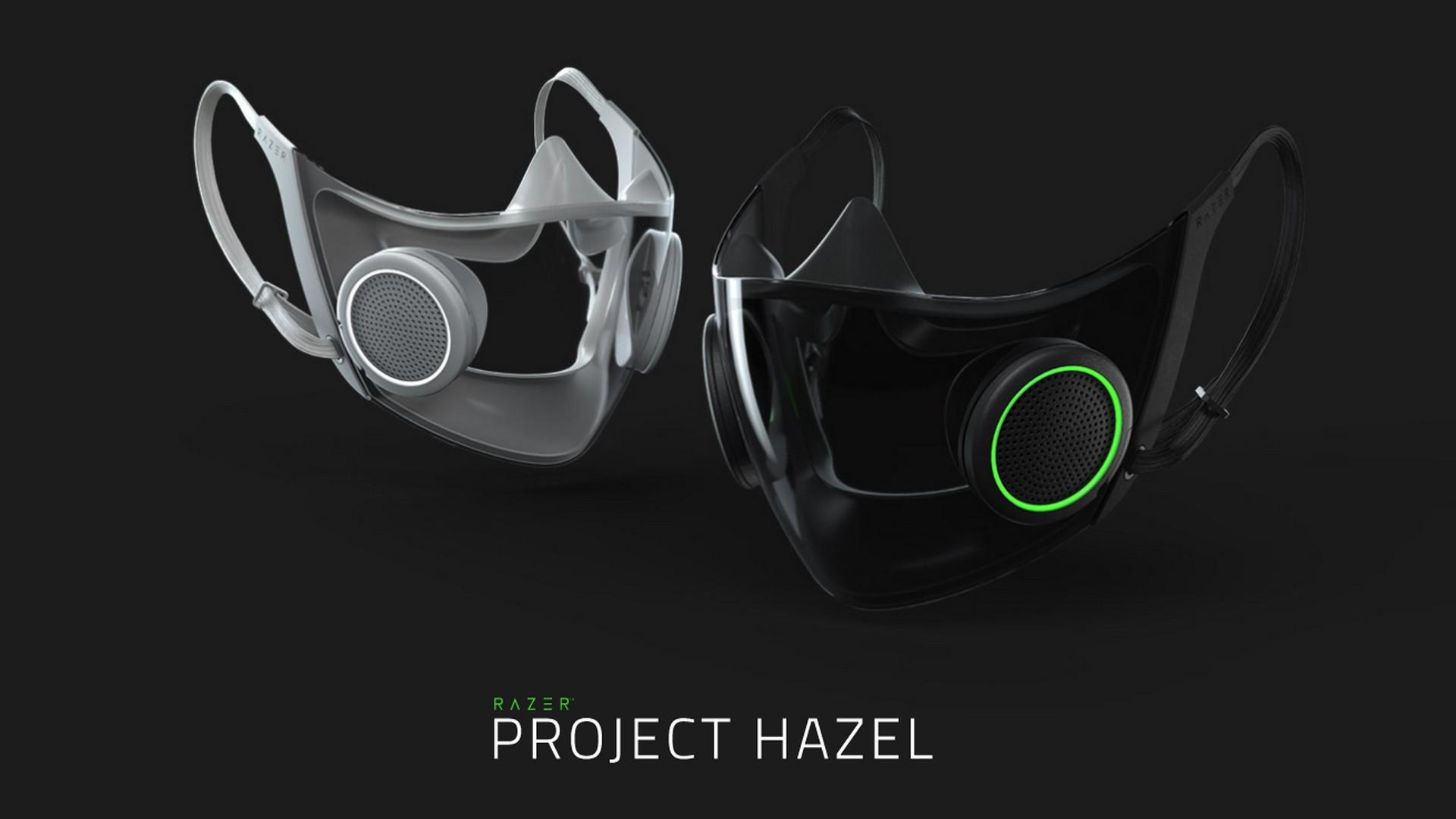 Razer Unveils Project Hazel, The Worlds Smartest Mask