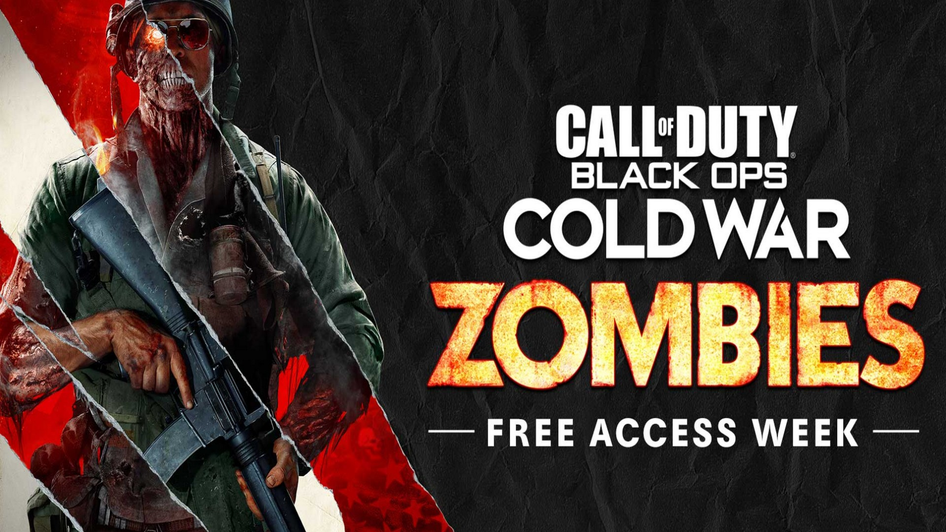 Call of Duty: Black Ops Cold War Zombies Free Access Week