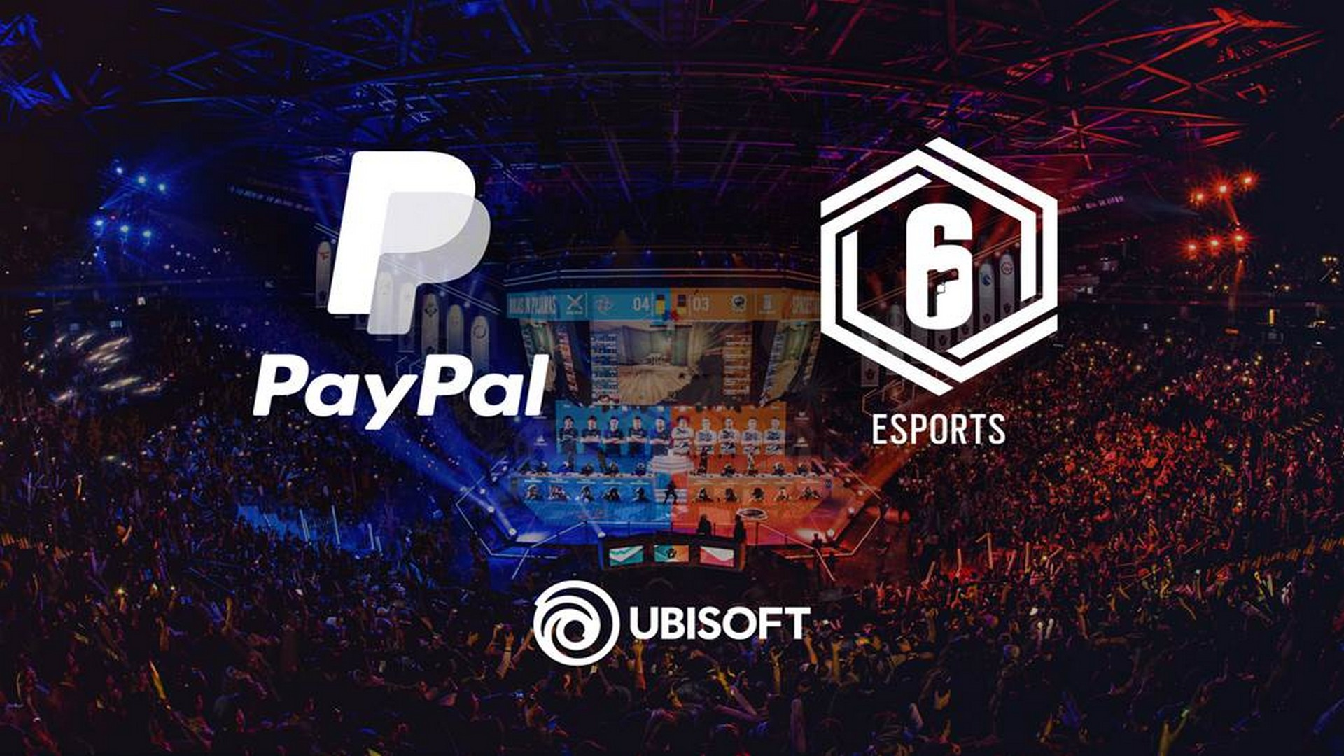 Ubisoft And PayPal Renew Their Key Partnership Across Multiple Tom Clancy's Rainbow Six Esports Competitions