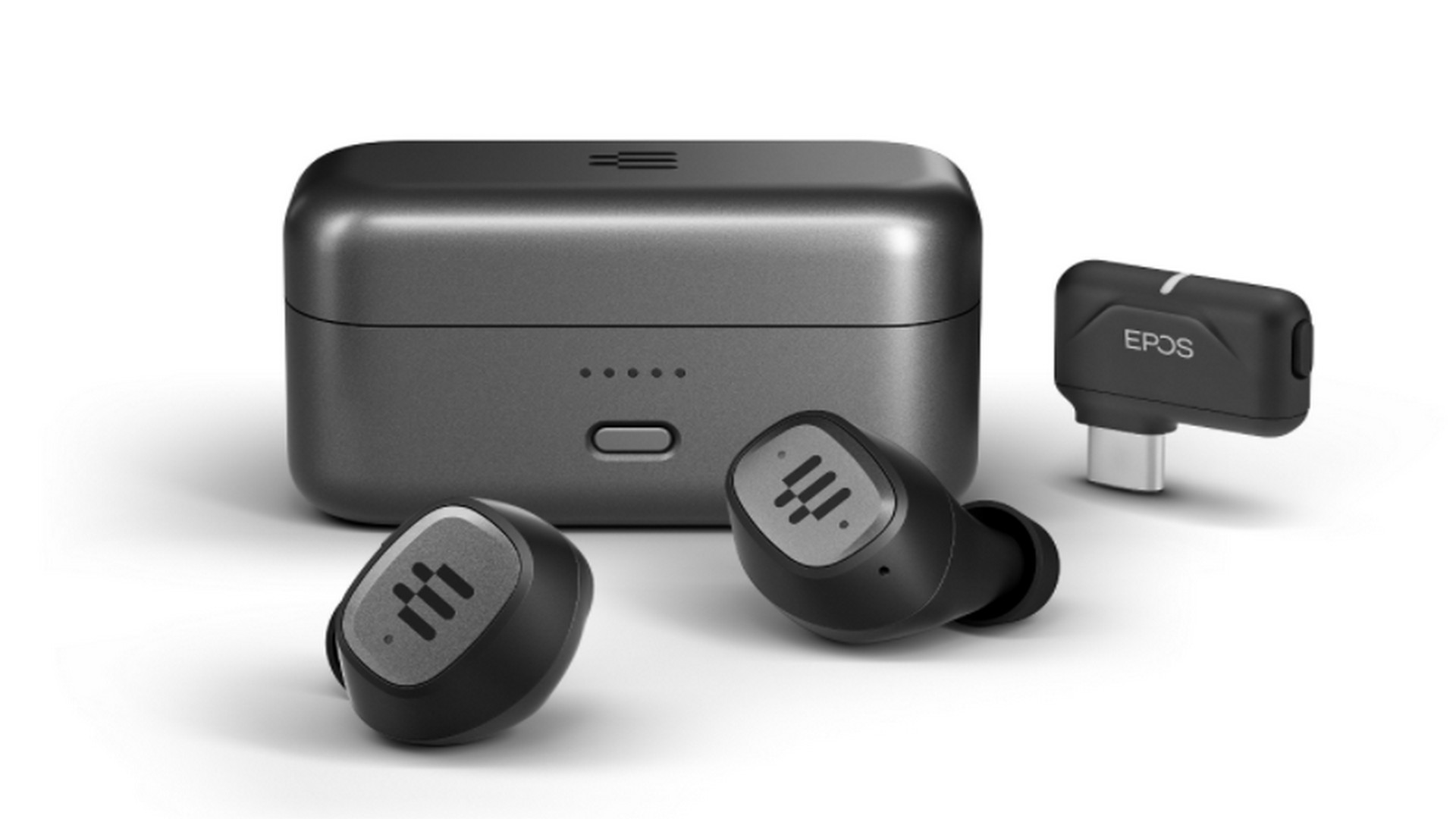 EPOS Delivers Latency-Free Gaming On The Go With New GTW 270 Hybrid Wireless Earbuds