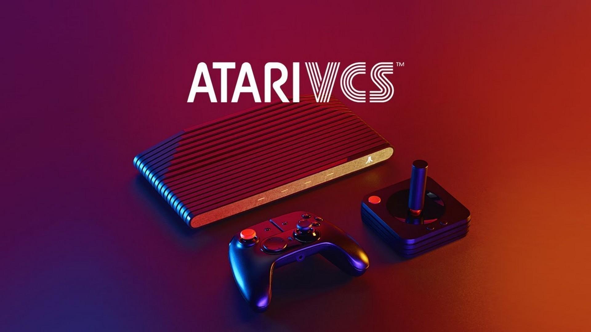 The Atari VCS Returns Down Under