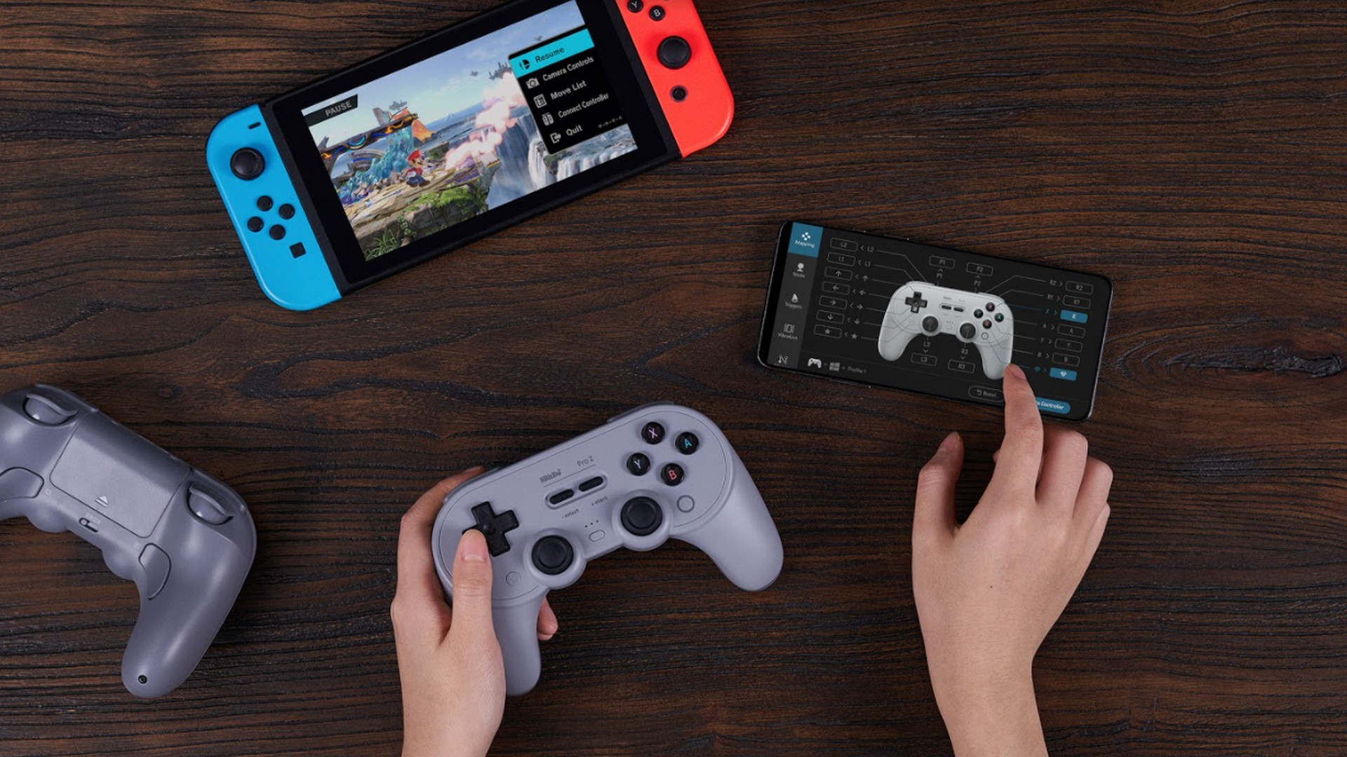 8BitDo Appoints Bluemouth As ANZ Distributor & Launches New SN30 Pro 2 Controller