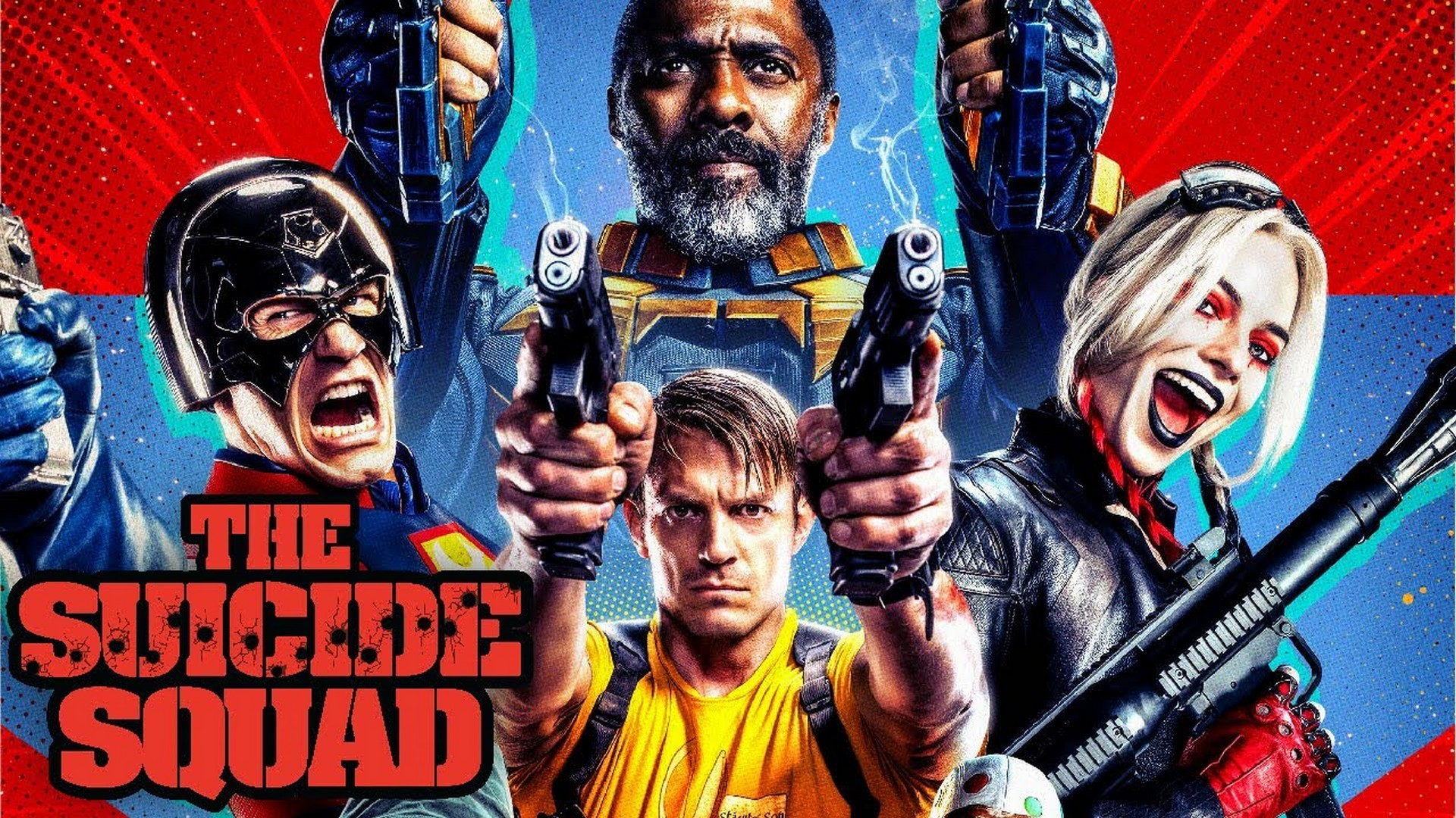 The Suicide Squad – Official Trailer Debut