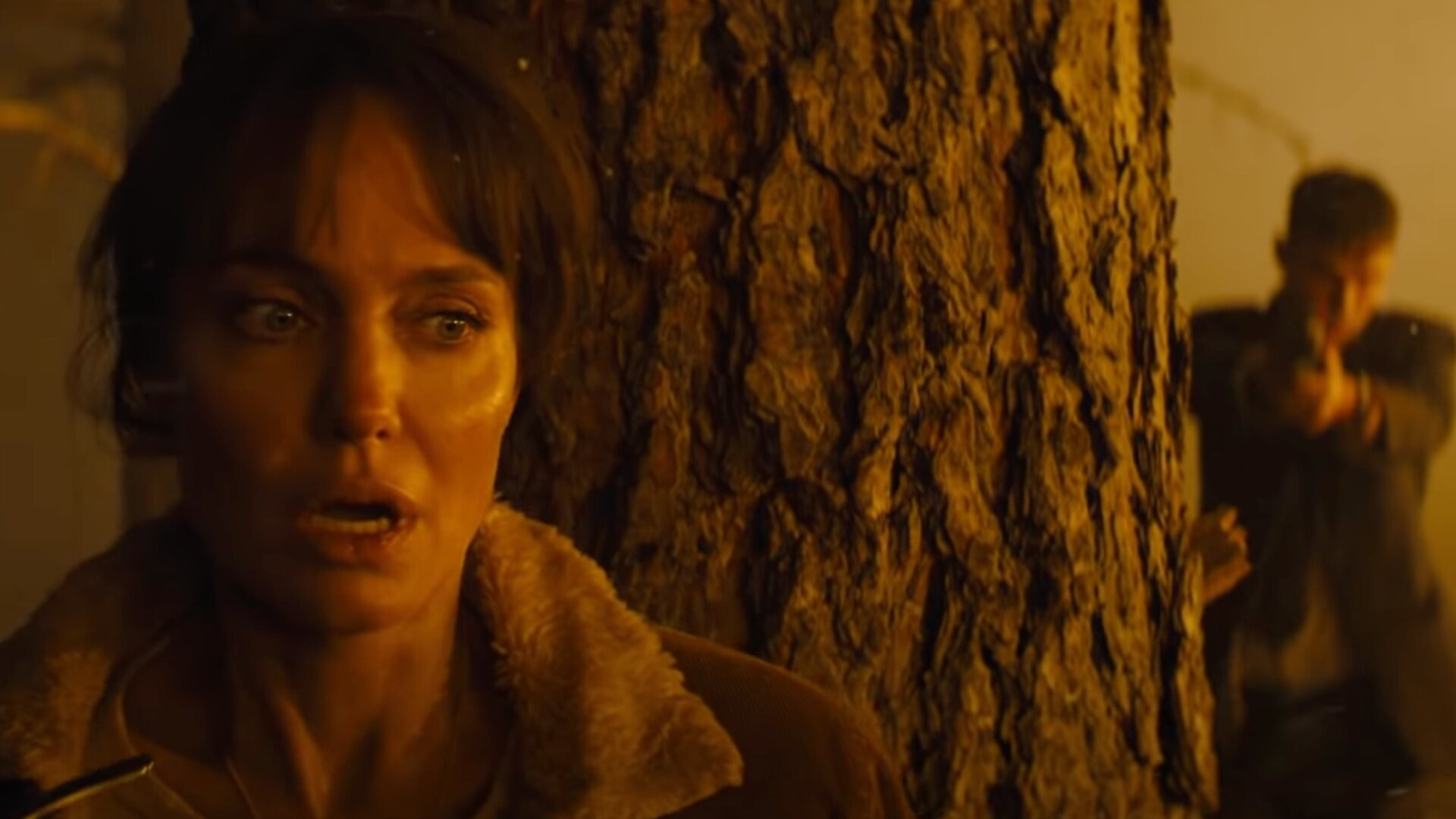"""Trailer & First Look At """"Those Who Wish Me Dead"""" Starring Angelina Jolie"""