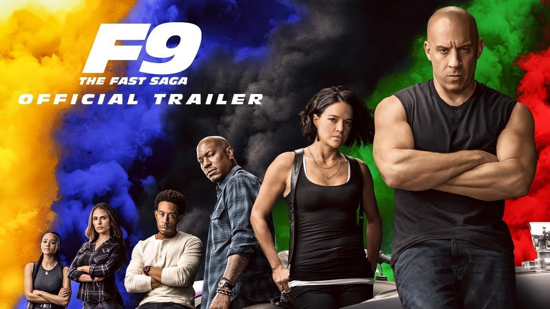 Fast & Furious 9: New Trailer Released – In Cinemas June 2021