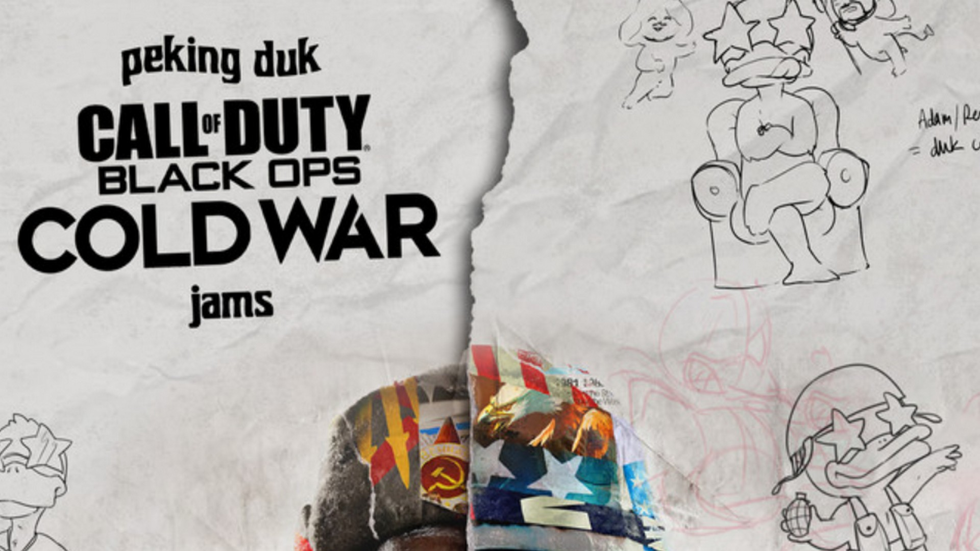 Peking Duk's Epic Call of Duty: Black Ops Cold War Jams