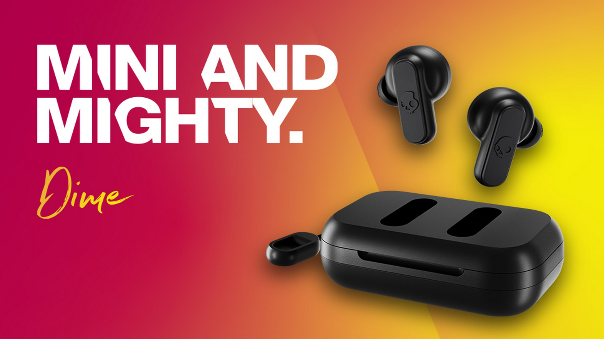 Skullcandy Democratises The True Wireless Experience With All-New Dime True Wireless Earbuds