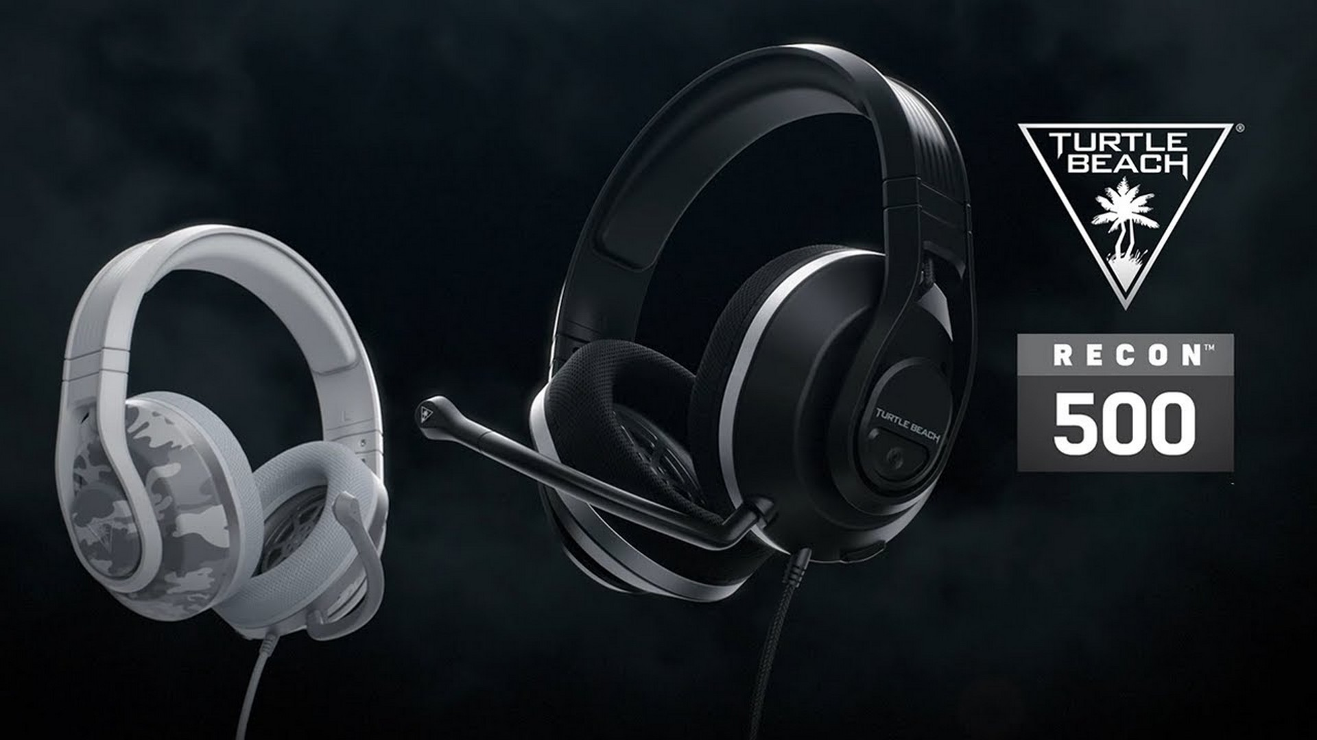 Turtle Beach Unveils The All-New Recon 500 Gaming Headset